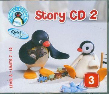 Pingu's English Story CD 2 Level 3 Scott Daisy