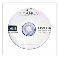 DVD+R TITANUM KOPERTA 1szt 4,7GB