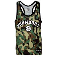 Poundout tank top UNIT Rozmiar - M