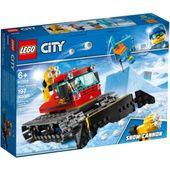 LEGO City - Pług gąsienicowy 60222