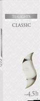 Podgrzewacze bezzapachowe tealight BISPOL 4.5H CLASSIC 10szt.
