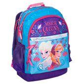 Plecak szkolny dla dziewczynki frozen - kraina lodu paso zdjęcie 1