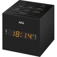 Radiobudzik AEG MRC 4150 (czarny)