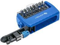 Zestaw wkrętakowy 17 elementów Hogert HT1S401