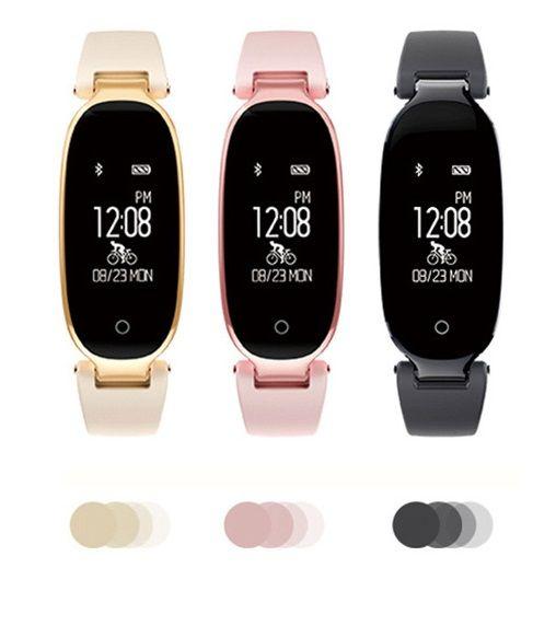 Smartband zegarek S3 ELITE opaska sportowa pulsometr zdjęcie 4
