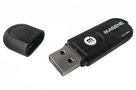 ANTENA USB ANT+ dongle USB STICK ZWIFT Garmin BKOOL MAGENE