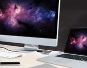 Przejściówka Adapter 3w1 HUB USB C HDMI 4K MacBook Air Pro 13/15/16 zdjęcie 8