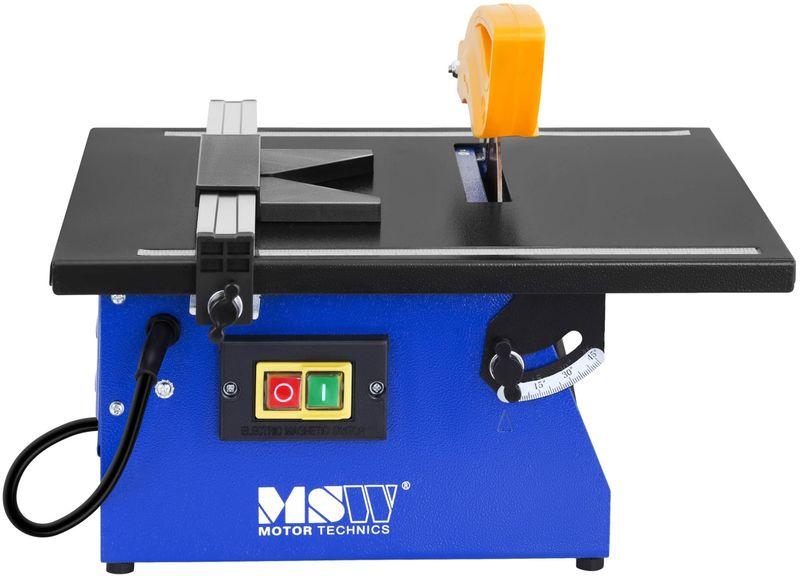 Przecinarka do glazury - 600 W MSW T-SAW180G zdjęcie 3