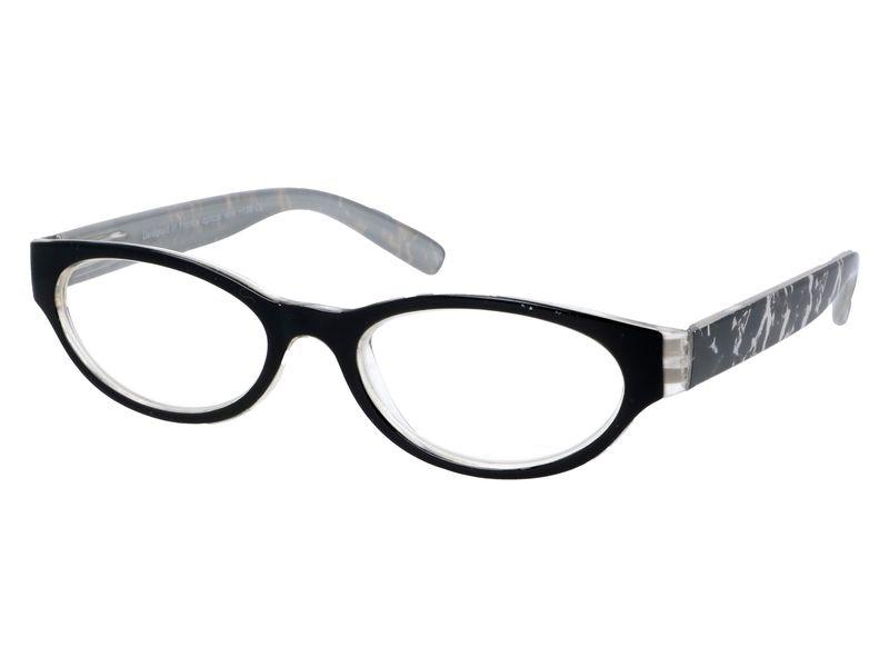 c9d30248b299c7 Zastępcze okulary korekcyjne damskie cat eye +3.50 • Arena.pl