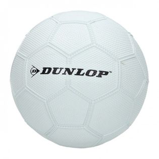 Dunlop - Pilka do nogi 18cm (Biała)