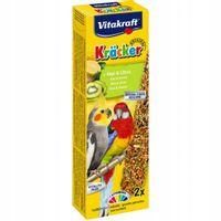Vitakraft Kracker 2Szt D/pap. Falistej Kiwi/cytrusy