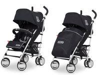 Euro Cart Ezzo lekki wózek spacerowy anthracite