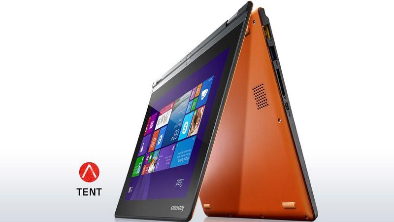 "Lenovo Yoga 2 (11) Intel Celeron N2940 4GB RAM 500GB WIN 8"" zdjęcie 5"