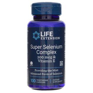 Life Extension Super Selenium Complex - 100 kapsułek