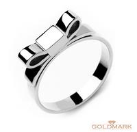Srebrny Pierścionek z kolekcji Loop  [LC-002] ROZMIAR - 13