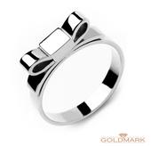 Srebrny Pierścionek z kolekcji Loop  [LC-002] ROZMIAR - 22