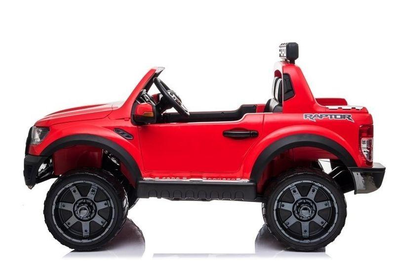 Auto Na Akumulator Ford Ranger Raptor Dk-F150R Czerwony na Arena.pl