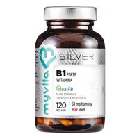Silver witamina B1 forte 50mg 120 kaps prones