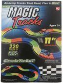 Magic Tracks Tor wyścigowy i Autko 3 LED