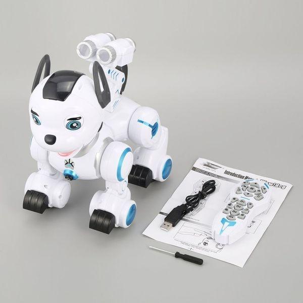 ROBOPIESEK piesek pies robot zdalnie  sterowany interaktywny  Y71 zdjęcie 9