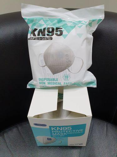 Maska maseczka wielorazowa KN95 FFP2 95% Filtr 2x filtr na Arena.pl