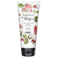 Anwen Odżywka do włosów o wysokiej porowatości Emolientowa Róża - 200 ml