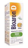 Bioaron D spray 1000 j.m. 10 ml