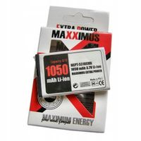 Bateria Max do NOKIA 7310 Supernova 1050mAh BL-4CT