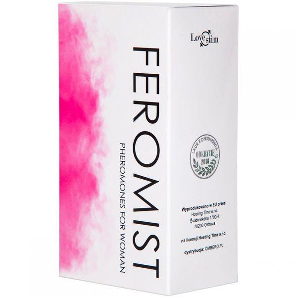FERO-MIST NEW DAMSKIE PERFUMY Z FEROMONAMI 100ML ! zdjęcie 2