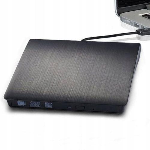 USB 3.0 NAGRYWARKA ZEWNĘTRZNA CD, CD-RW, NAPĘD DVD na Arena.pl