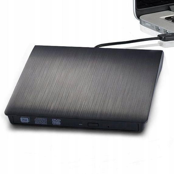 USB 3.0 NAGRYWARKA ZEWNĘTRZNA CD, CD-RW, NAPĘD DVD zdjęcie 2