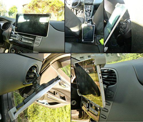 Uchwyt samochodowy do tabletu, nawigacji GPS na kratkę nawiewu na Arena.pl