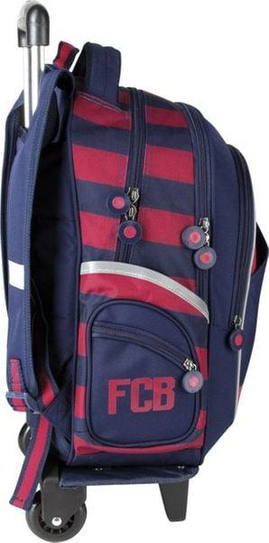 Plecak na kółkach FC Barcelona + piórnik gratis !! zdjęcie 6