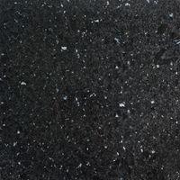 Samoprzylepna Płytka PCV Podłogowa Granit Czarny Połyskowy PP62