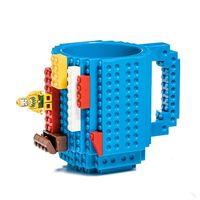 Klockowy kubek - Niebieski