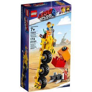 LEGO Movie Trójkołowiec Emmeta 70823