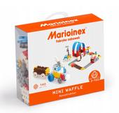 Klocki Mini Waffle 140 szt. miękkie dla chłopca MARIOINEX wafle