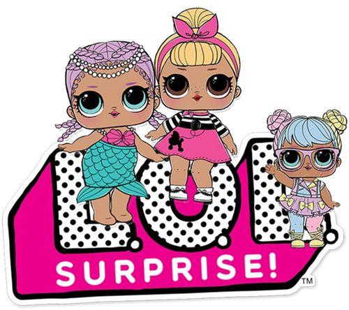 Klapki kroksy LOL Surprise Licencja L.O.L. (5908213359661 Ligth 24/25) na Arena.pl