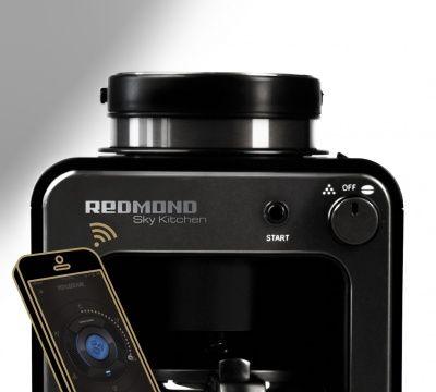 Ekspres do kawy Redmond RCM-M1505S-E zdjęcie 7