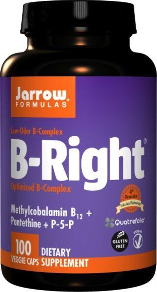 JARROW B-Right 100kap Witamina B Kompleks na Arena.pl