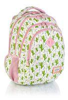 Plecak szkolny młodzieżowy Astra Head HD-307, kaktusy