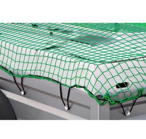 Gumowana siatka elastyczną linką Ø6 mm Dł:2,2xSzer:1,5 m przyczepa swe na Arena.pl