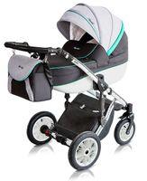 Wózek dziecięcy Starlet Milu Kids zestaw 3w1