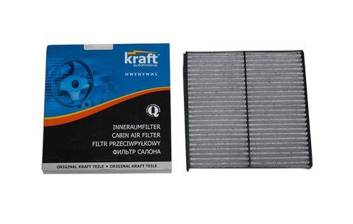 KRAFT filtr kabinowy WĘGLOWY renault LAGUNA II 1735024