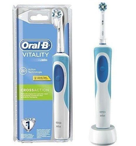 Szczoteczka do zębów Oral-B Vitality Cross Action CLS (blister) zdjęcie 1 18d4c7fd8a48