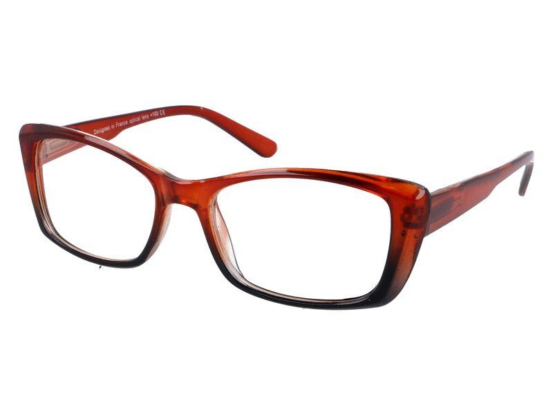 Damskie okulary zastępcze do czytania plusy +1.00 zdjęcie 2