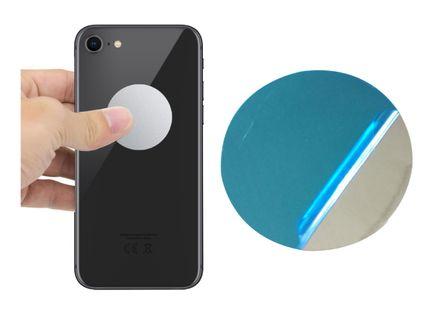 blaszka na telefon tablet metalowa pod uchwyt magnetyczny magnes 30mm