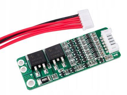 Ładowarka balanser PCM PCB BMS 5S 15A 18,5-21V