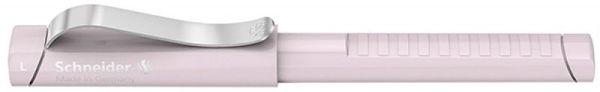 Pióro Wieczne Schneider Base, M, Różowe, Wersja Dla Leworęcznych