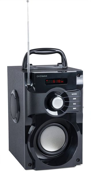 Głośnik BLUETOOTH Overmax Soundbeat 2.0 USB Radio na Arena.pl